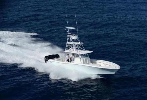 Invincible 42 open fisherman Invincible 42 Open Fisherman