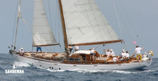 Laurent Giles Beltrami Bermudan Cutter