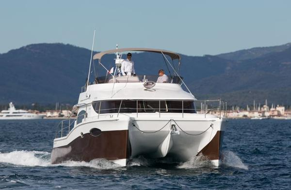 Fountaine Pajot Summerland 40 Grand Large Cruising