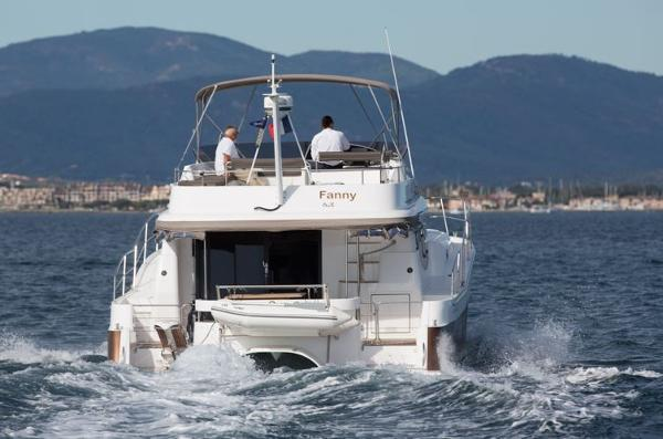 Fountaine Pajot Summerland 40 Grand Large Stern