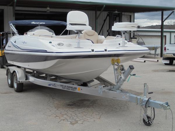 Hurricane SunDeck Sport 202 OB