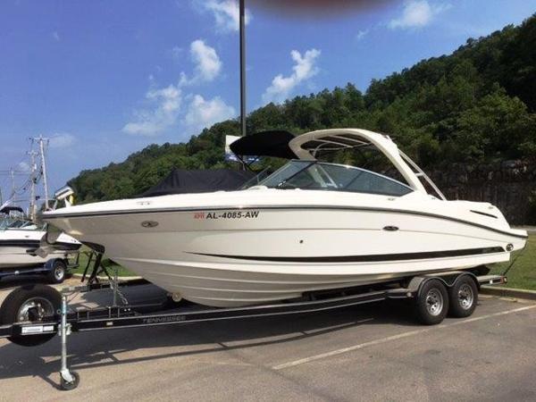 Sea Ray 270 Select EX Profile