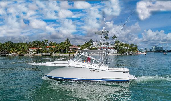 Luhrs 31 Open IPS