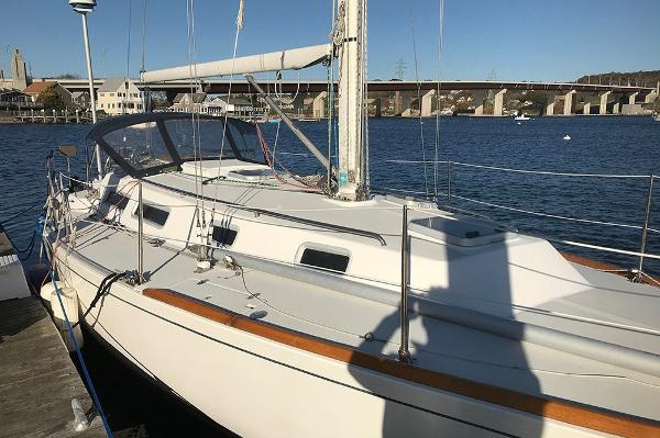 J Boats J/35c