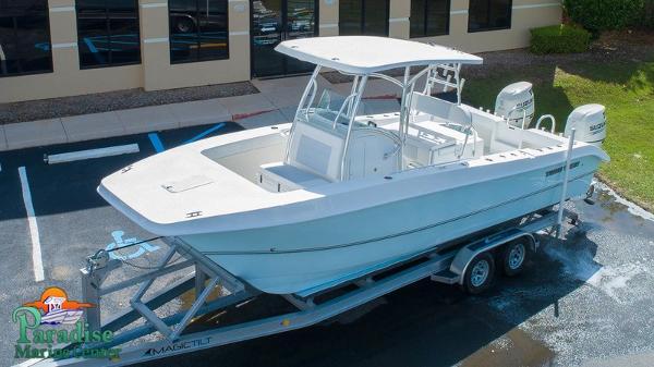 Twin Vee OceanCat 260 GF