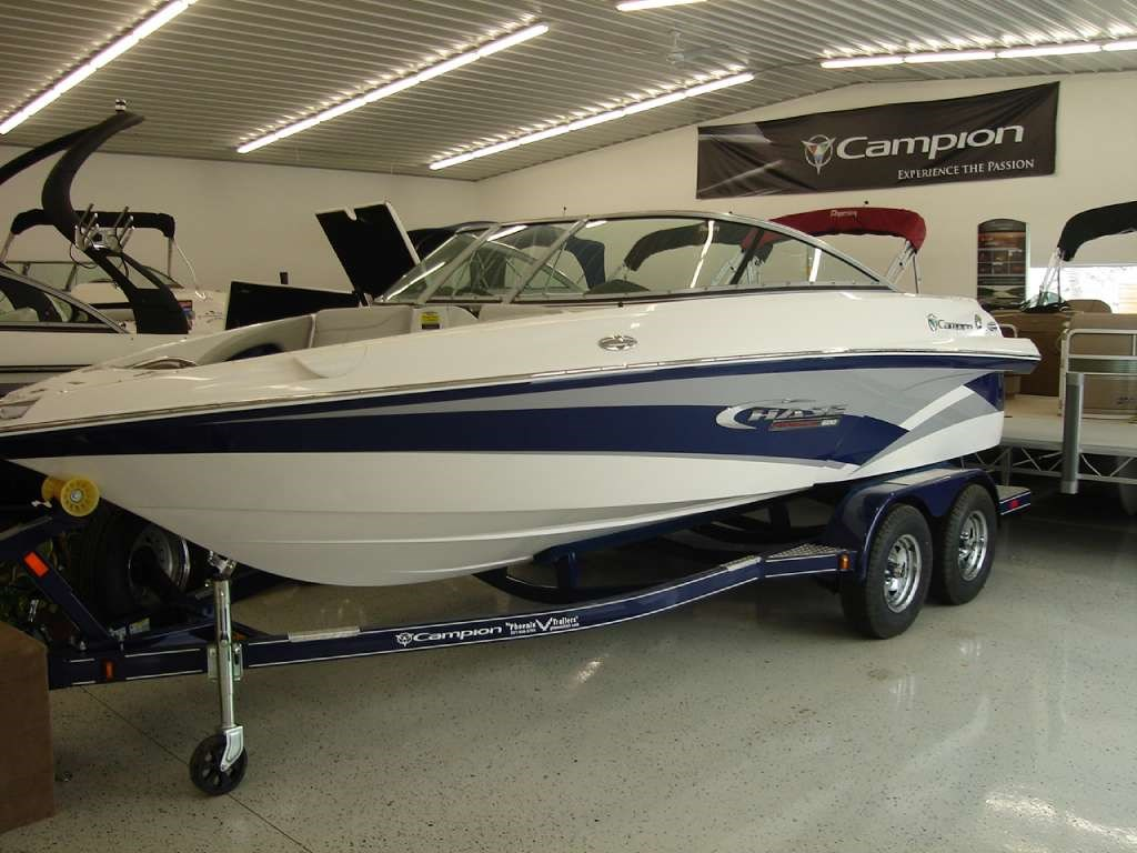 Campion Chase 600 Outboard