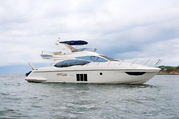 Azimut 53 Motor Yacht Azimut 53 Profile