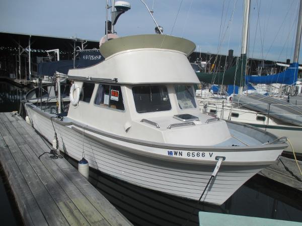 Camano Trawler