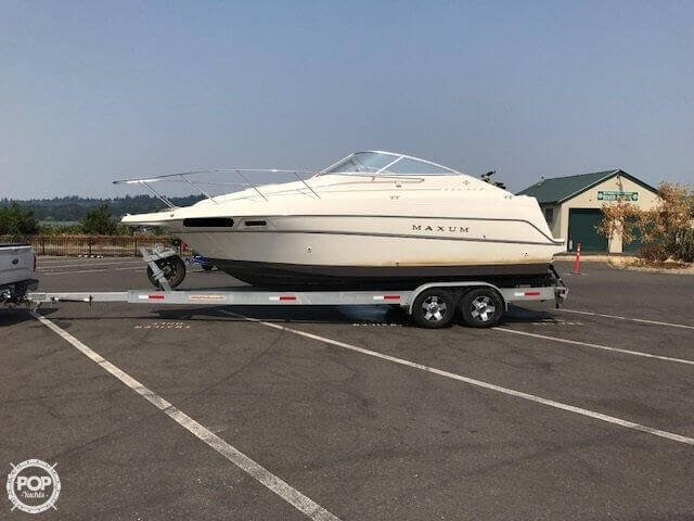 Maxum 2400 SCR 1998 Maxum 2400 SCR for sale in Portland, OR