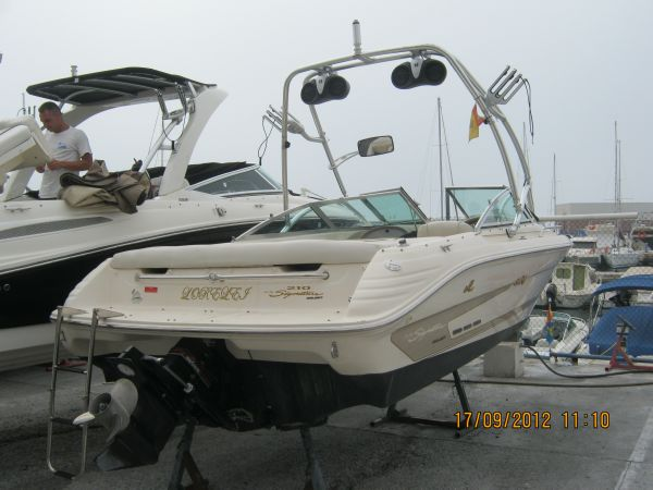 Sea Ray 210 Bow Rider Lorelei