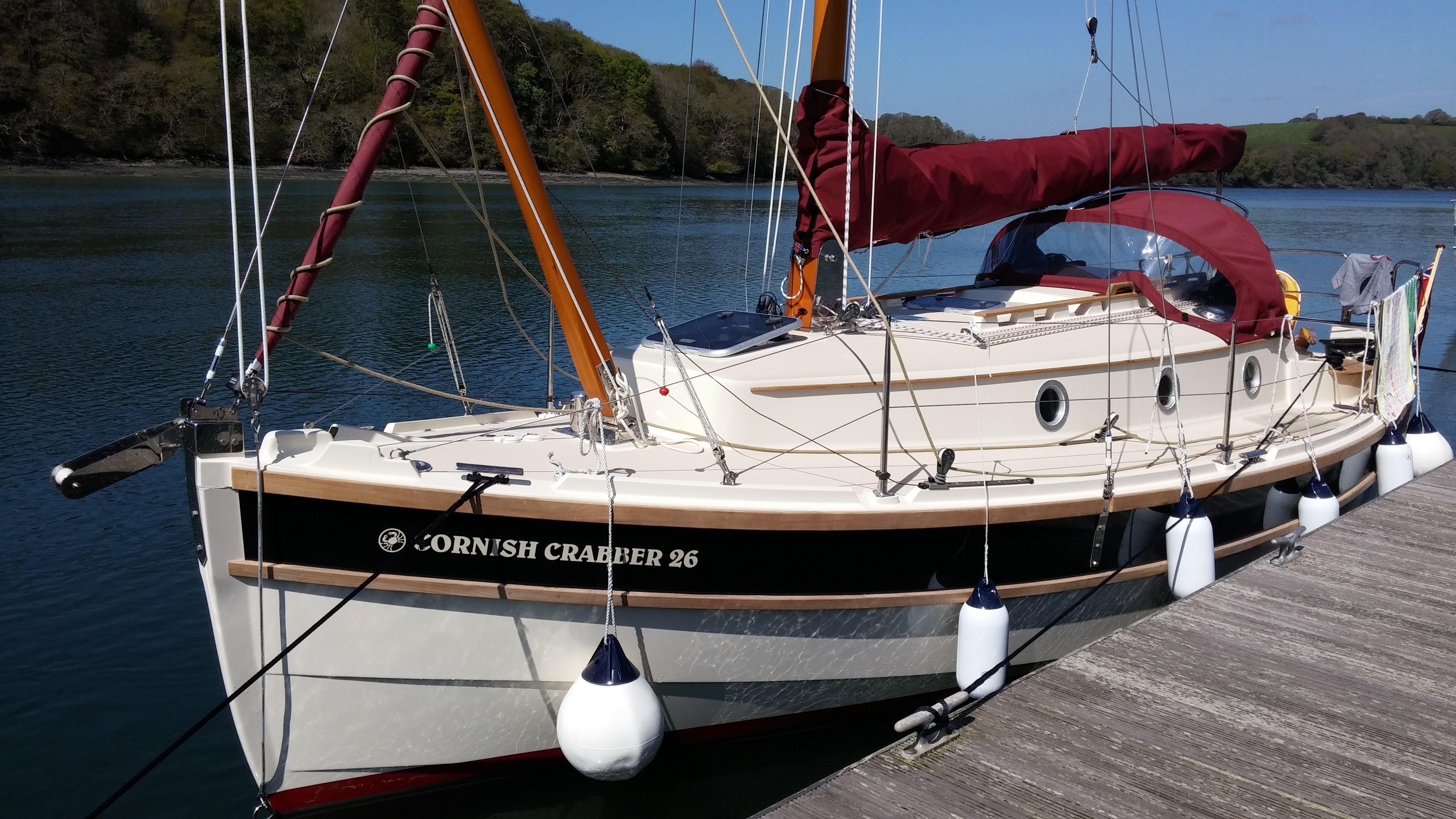 Cornish Crabber 26 Cornish Crabber 26