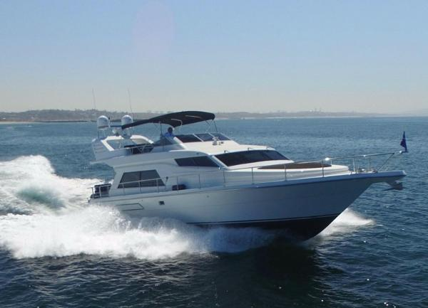 Tarrab 62 Motor Yacht