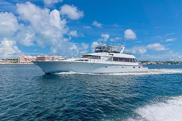 Cheoy Lee 92 Pilothouse Motor Yacht