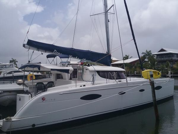 Fountaine Pajot Salina 48 Evolution Fountaine Pajot Salina 48 Evolution