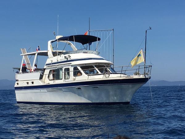 Tarquin Motor Yachts TRADER 41