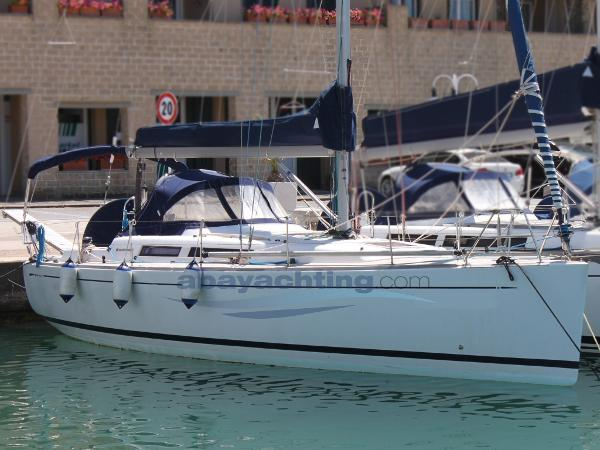 Grand Soleil Grand Soleil 37 Botin e Carkeek Abayachting Cantiere del Pardo Grand Soleil 37 B&C 1