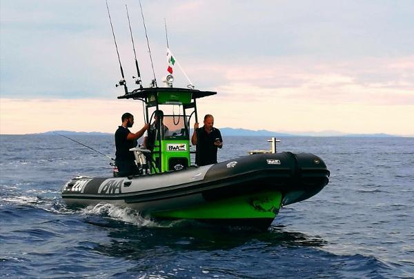 BWA 220 SUPER PRO FISHING