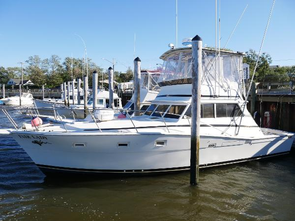 Viking 40 Sport Fish
