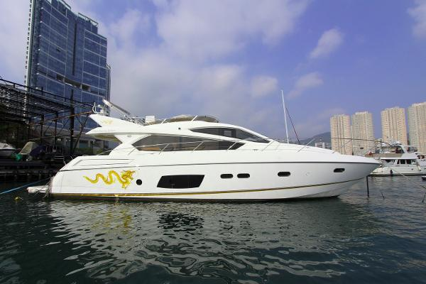 Sunseeker Manhattan 63 Sunseeker 63 Profile