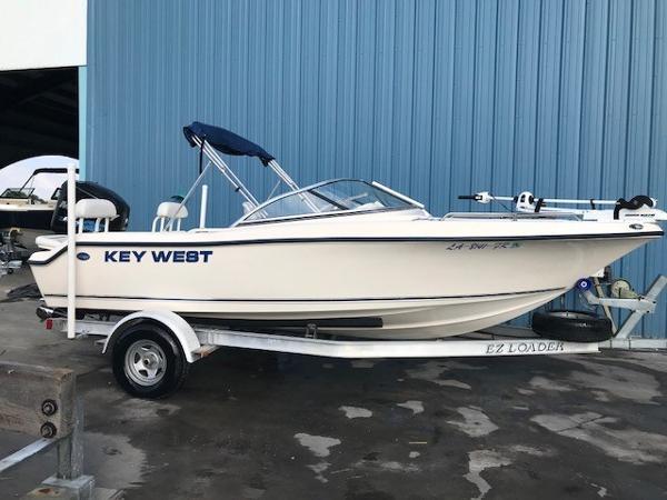 Key West 186 Dc