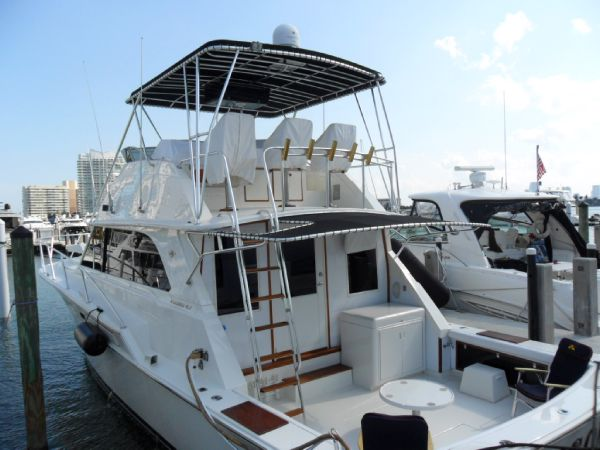 Bertram 46 Sport Fisherman