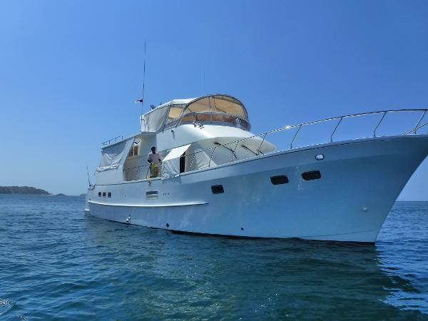 CTF Marine Sundeck 60 OceanStar Trawler