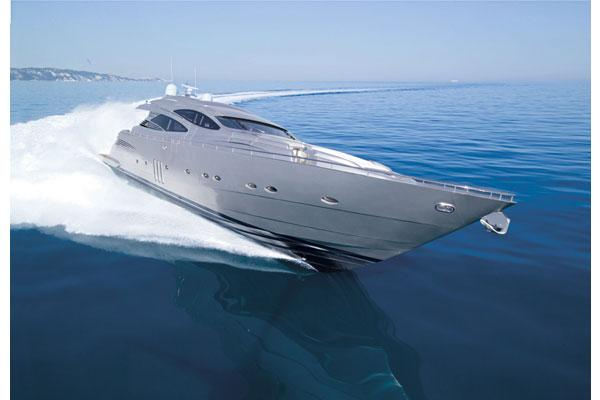 Pershing 92 Manufacturer Provided Image: Pershing 90