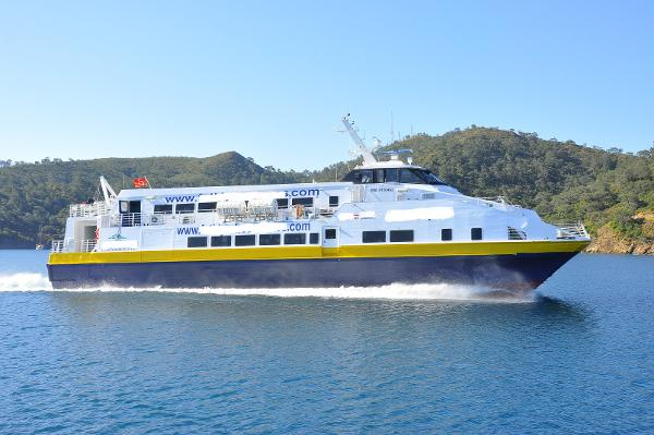 Catamaran Passenger Ferry