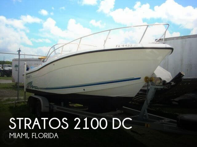 Stratos 2100 DC 1997 Stratos 2100 DC for sale in Miami, FL