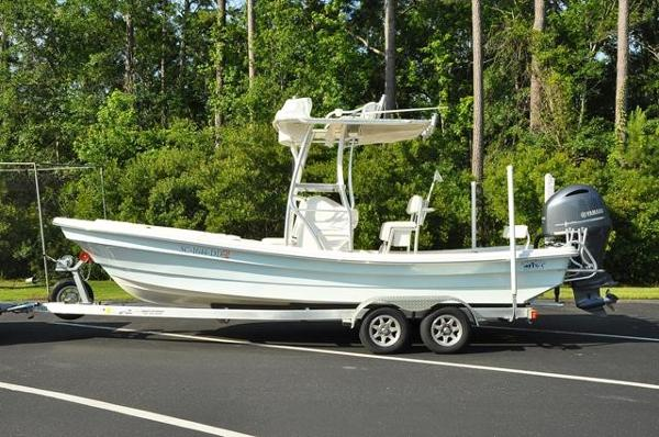 Andros Boatworks 22 Bonefish