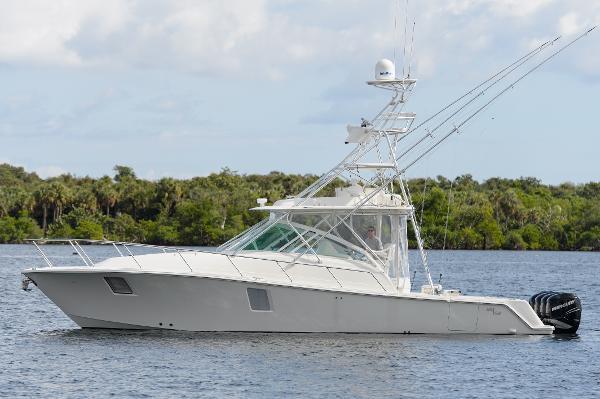 Sea Vee 43 Express Profile - OBSESSION