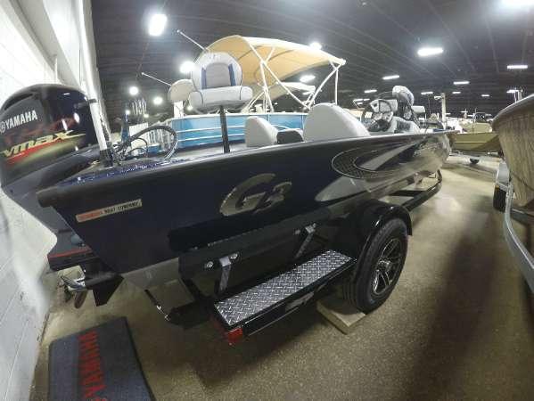 G3 Boats Sportsman 19