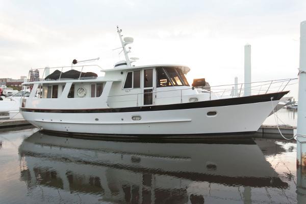 Hyatt 50 Voyager Fantail Trawler