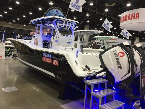Tidewater Boats 320 CC