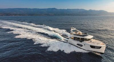 Absolute NAVETTA 48 Starboard Side