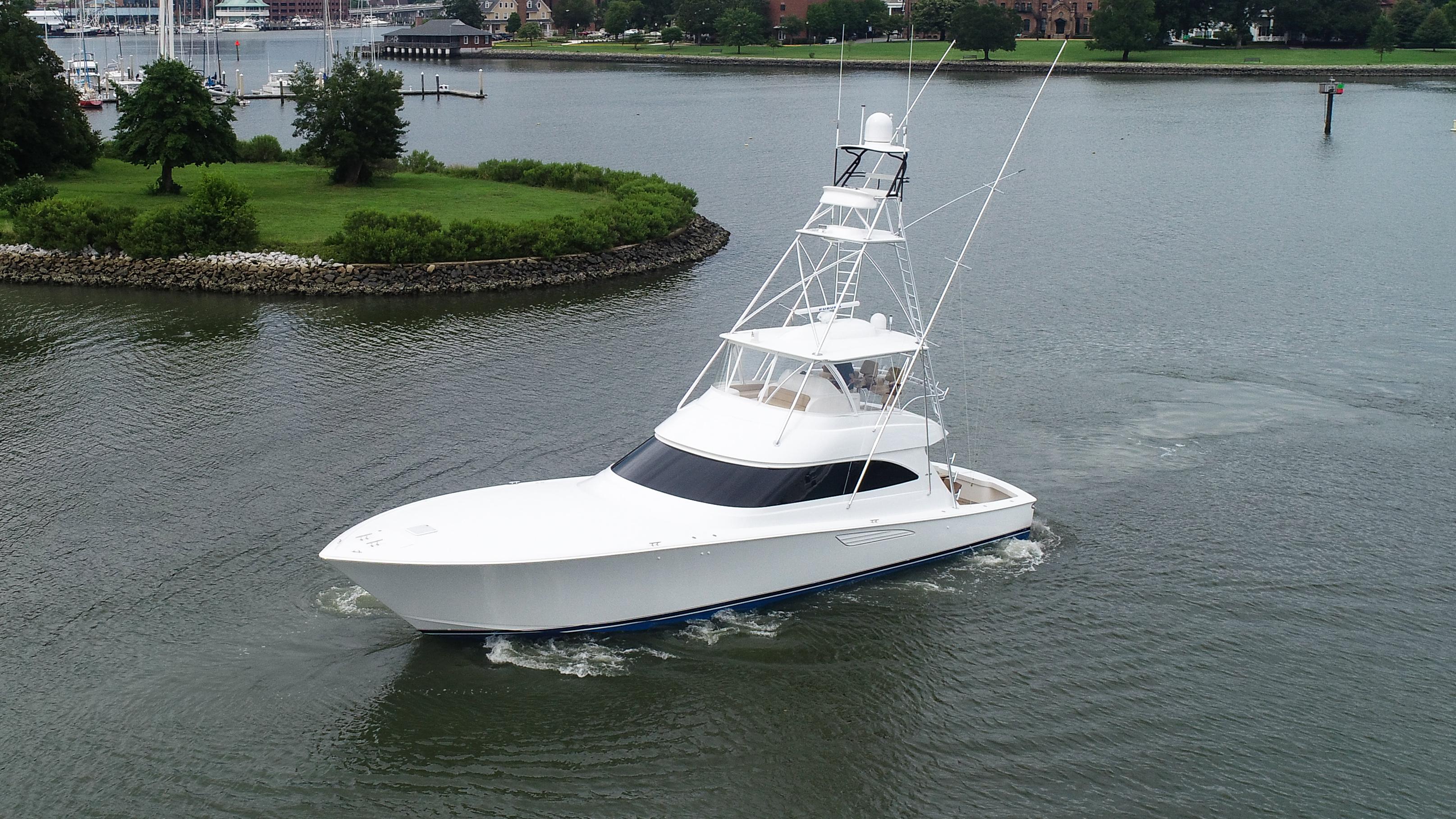 Viking 62 Convertible