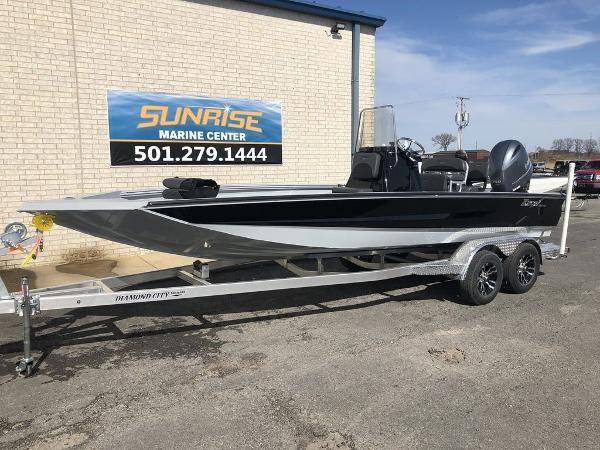 Excel Boats Bay Pro 220