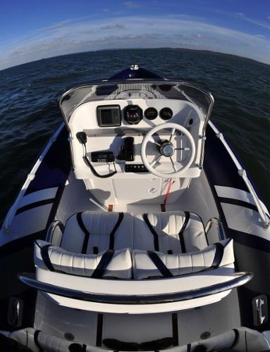 Cobra Ribs 6.6m Helm