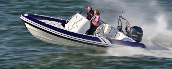 Cobra Ribs 6.6m Cruising