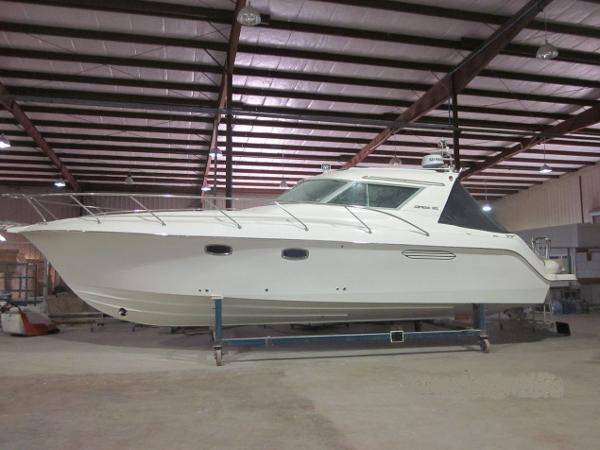 Allmand Yachts QD 36 Fishing Yacht