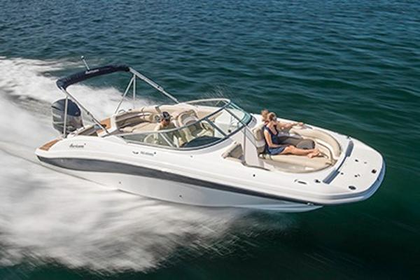 Hurricane SunDeck 2690 OB Manufacturer Provided Image