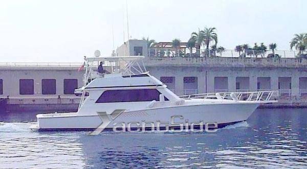 Viking 53 Convertible