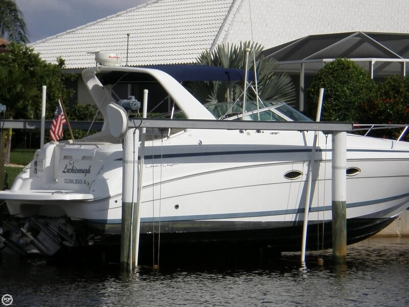 Chris-Craft 328 Express Cruiser 2000 Chris-Craft 328 Express Cruiser for sale in Colonial Beach, VA