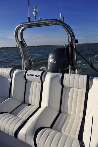 Cobra Ribs Nautique 7.6m Seating