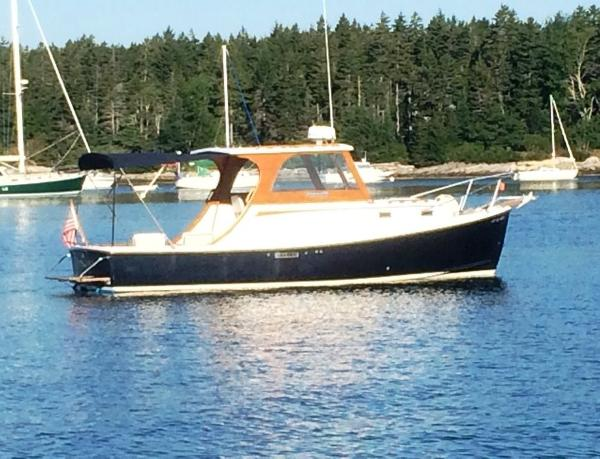 Tripp Angler 27 Hardtop Cruiser