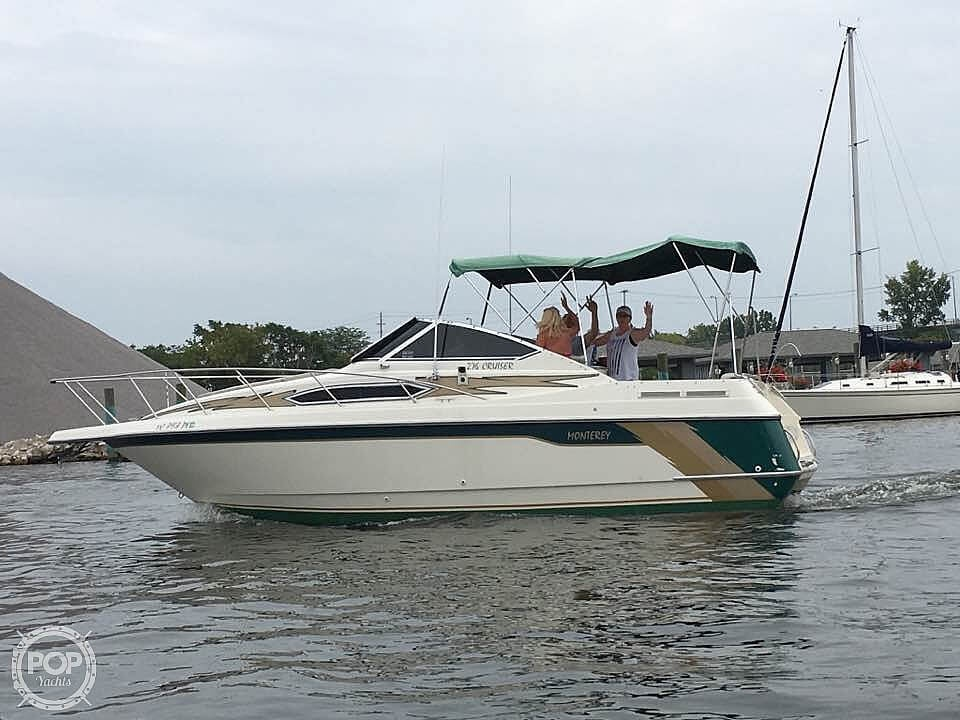 Monterey 276 Monterey 1996 Monterey 26 for sale in Benton Harbor, MI
