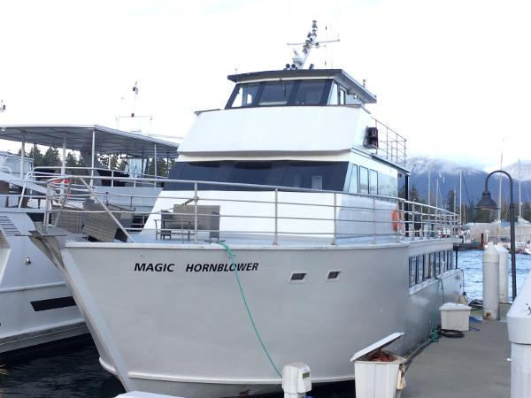 Custom 98 Pass Commercial Vessel