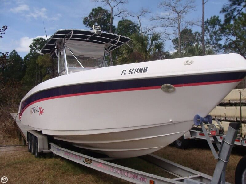 Donzi 32 ZF 2000 Donzi 32 ZF Center Console for sale in Saint Augustine, FL
