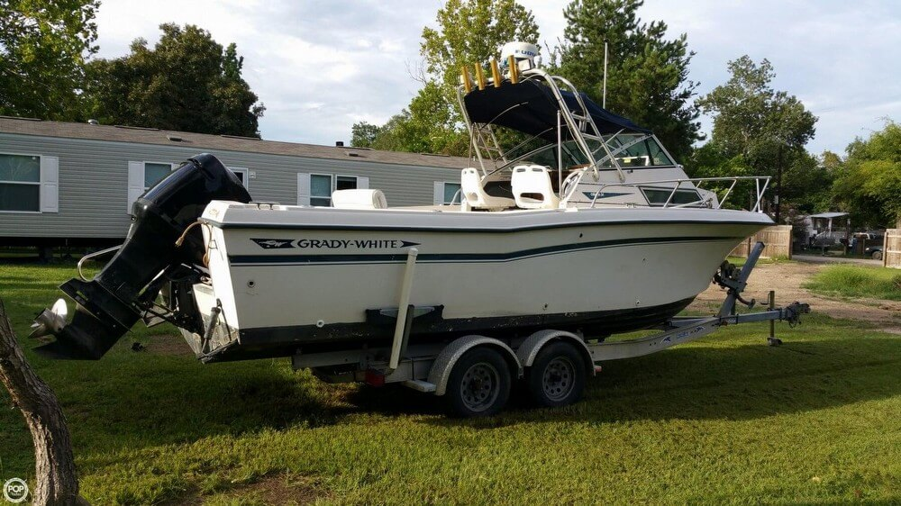 Grady-White 240 Offshore 1990 Grady-White 240 Offshore for sale in Houston, TX