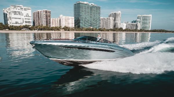 Riva 44 RIVARAMA SUPER Port Profile